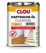 Clou Hartwachs-Öl 2 in 1 Grundierung & Finish farblos 0,75L