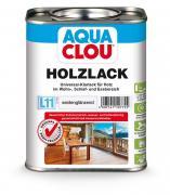 Clou Holzlack Klarlack Grundierung Aqua Seidenglänzend L 11 750 ml