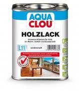 Clou Holzlack Klarlack Grundierung Aqua Seidenmatt L 11 750 ml