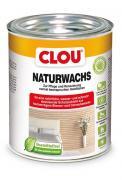 Clou Naturwachs lösemittelfrei aus hochwertigem Carnauba- und Bienenwachs 750 ml
