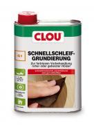 Clou Schnellschleifgrundierung farblos Grundierung Holzgrund G1 250 ml