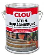 Clou Steinimprägnierung zur Imprägnierung von saugfähigen mineralischen silikathaltigen Untergründen 2500 ml