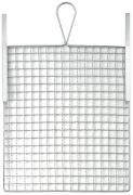 COLOR EXPERT Abstreifgitter 26 x 30 cm Metall verz. mit Biegestreifen