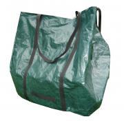CONIP Gartenabfallsack Laubsack mit Trageschlaufen 245 L eckig 63 x 63 x 63 cm grün