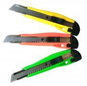 CONIP Universalmesser Cuttermesser Teppichmesser Kunststoff 18 mm