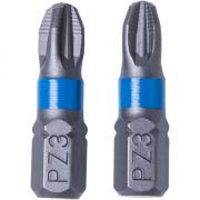 Connex ACR®-Bits PZ 3, 25 mm Länge (2 Stück) Pozidriv-Antrieb