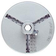 Connex Aufnahmeteller für Bohrkrone HM-bestreut Ø 90 mm Größe
