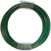 Connex Bindedraht grün kunststoffbeschichtet 1,4 mm x 10 m