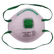 Connex Feinstaubmasken FFP1 mit Ventil 2 Stück