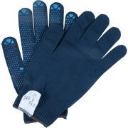 Connex Handschuhe Feinstrick Größe 8 aus Polyamid und Vinyl hoher Tragekomfort einseitig benoppt rutschsicher atmungsaktiv