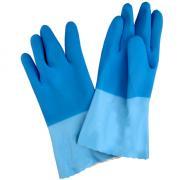 Connex Handschuhe Fliesen Größe 10 Baumwoll-Trikot-Handschuh mit Naturlatexbeschichtung Baumwollfutter