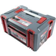 Connex Systembox mit zwei Schubladen