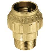 Cornat Messing PE-Verschraubung 32mmx1 AG