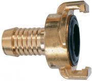 Cornat Schnellkupplungs-Schlauchstück drehbar Messing 1