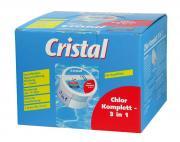 Cristal Chlor Komplett 3in1 400 g