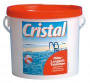 Cristal Chlor-Langzeit-Tabletten 5 kg