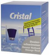 Cristal Chlordosierer Dosierschwimmer Ø 9,5 cm
