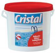 Cristal Schock-Chlortabletten 3 kg
