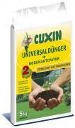 Cuxin Universaldünger + Bodenaktivator Minigran organisch 5 kg