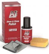 Dr. O.K. Wack Chemie A1 ULTIMA Show & Shine Polish 250 ml inkl. Mikrofasertuch & Spezialschwamm Auto