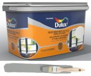 Dulux Fresh up Renovierfarbe für Fensterrahmen + Holzverkleidung satiniert Titanium 2 L