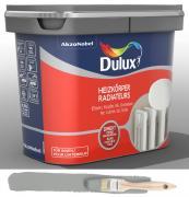Dulux Fresh up Renovierfarbe für Heizkörper satiniert Titanium 0,75 L