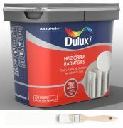 Dulux Fresh up Renovierfarbe für Heizkörper satiniert Weiß 0,75 L