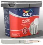 Dulux Fresh up Renovierfarbe für Heizkörper satiniert Beton-Grau 0,75 L