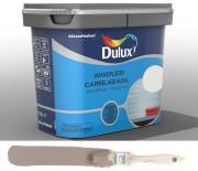 Dulux Fresh up Renovierfarbe für Wandfliesen in Bad und Küche satiniert Taupe 0,75 L