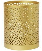 Duni Kerzenhalter Bliss Gold Metall