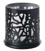 Duni Twine Kerzenhalter für LED Mini Lamp schwarz Metall