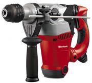 Einhell Bohrhammer-Set RT-RH 32 (1250 W,  Ø 32 mm, SDS-Plus-Aufnahme, Metall-Tiefenanschlag, 10 Bohrer, Bohrkrone, 2 Meißel, Koffer)