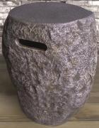 Elementi Abdeckung für Gasflaschen Naturstein-Optik Faser-Beton für 11 kg Gasbehälter