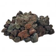 Elementi GardenForma Lavasteine rötlich für Gas-Feuerstelle 3 kg