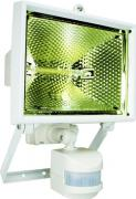 ELRO Halogenstrahler 400 W mit Bewegungsmelder 110° weiß