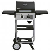 Enders Grill Gasgrill Brooklyn Next 2 Barbecue-Grill Smoker Gas Grillwagen mit Temperaturanzeige