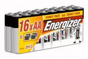 Energizer Batterien Family Pack AA 16 Stück