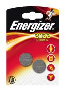 Energizer Lithium Knopfzelle CR 2032, 2er