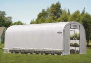EPH Foliengewächshaus Portia L Alu eloxiert ca. 27,01 m²