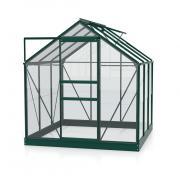EPH Vitavia Gewächshaus Planet 3800 3,8 m² ESG 3mm smaragd