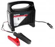 EUFAB Batterieladegerät 6AH für 12-Volt-Batterie
