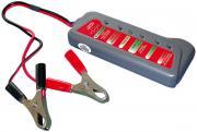 EUFAB Batterietester 12 Volt
