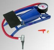 EUFAB Fußluftpumpe einfache Pumpleistung