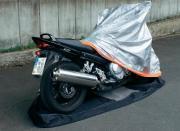 EUFAB Motorrad Rundumgarage XL