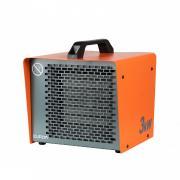 Eurom Keramikheizer EK3K 3000 W, IP21 Thermostat, Überhitzungsschutz Werkstattheizung