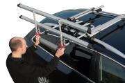 Fischer Dachlift Fahrradträger