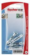 fischer Hohlraum-Metalldübel HM 5x37 S K 4 Stück