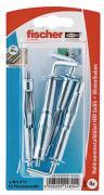 fischer Hohlraum-Metalldübel HM 5x65 H K 4 Stück