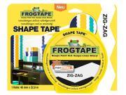 Frogtape Shape Tape Zig-Zag 631-32 46mm x 22,8m