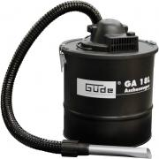Güde Aschesauger GA 18L Kaminsauger Kaminreiniger 1200 Watt 15 Liter